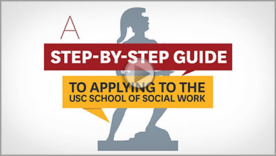 Applying to the MSW Program