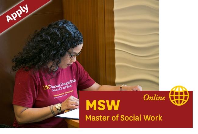 Usc online phd social work